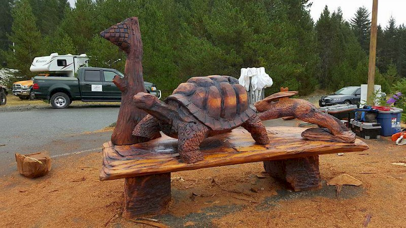 Log carver adam youngblut presented by boston pizza